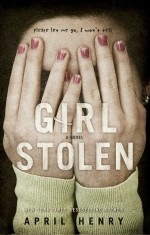Interview with April Henry about <em>Girl, Stolen</em>