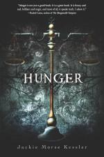 Review: <em>Hunger</em> by Jackie Morse Kessler