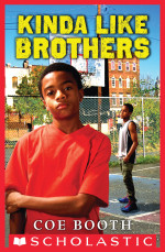 Review: <em>Kinda Like Brothers</em> by Coe Booth