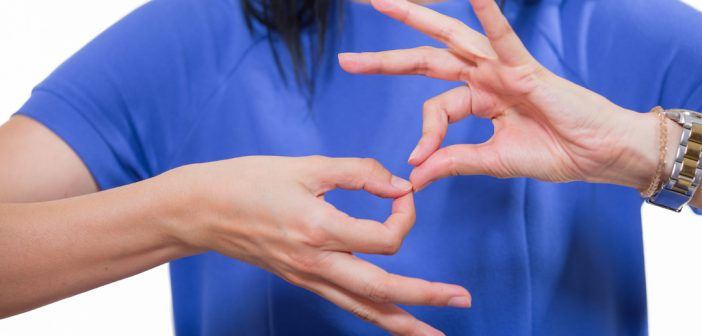 ASL: Writing a Visual Language